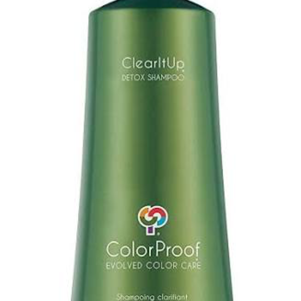 COLORPROOF COLORPROOF CLEAR IT UP DETOX SHAMPOO