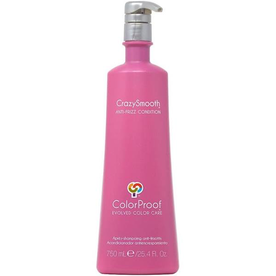 COLORPROOF COLORPROOF CRAZYSMOOTH ANTI-FRIZZ CONDITIONER 25 OZ
