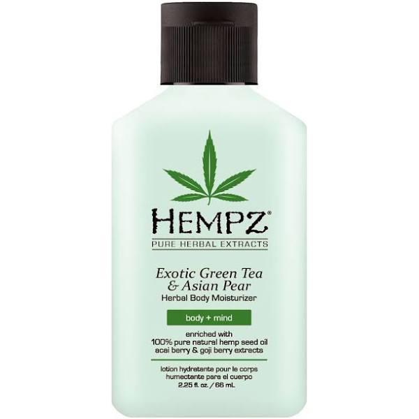 HEMPZ HEMPZ EXOTIC GREEN TEA & ASIAN PEAR TRAVEL SIZE