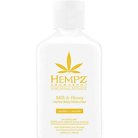 HEMPZ HEMPZ MILK & HONEY TRAVEL SIZE