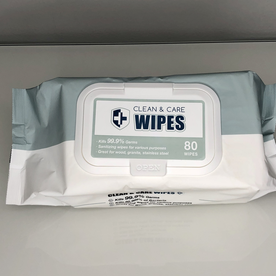 CLEAN & CARE CLEAN & CARE SANITIZING WIPES