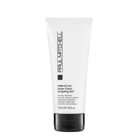 PAUL MITCHELL PAUL MITCHELL FIRM STYLE SUPER CLEAN SCULPTING GEL