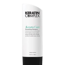 KERATIN COMPLEX KERATIN COMPLEX SMOOTHING THERAPY KERATIN CARE SHAMPOO