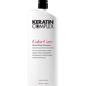 KERATIN COMPLEX KERATIN COMPLEX COLOR CARE SMOOTHING SHAMPOO