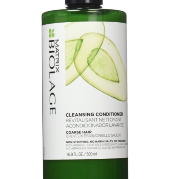 BIOLAGE BIOLAGE CLEANSING CONDITIONER FOR COURSE HAIR