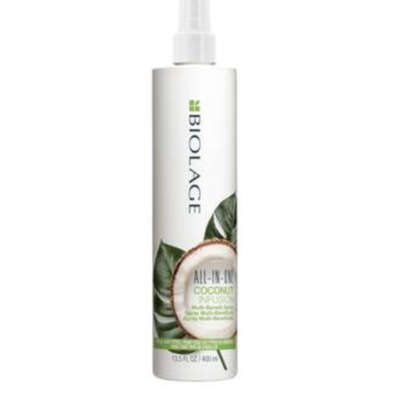 BIOLAGE BIOLAGE ALL IN ONE COCONUT INFUSION SPRAY