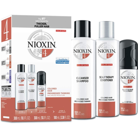NIOXIN NIOXIN SCALP TREATMENT SYSTEM 4 KIT