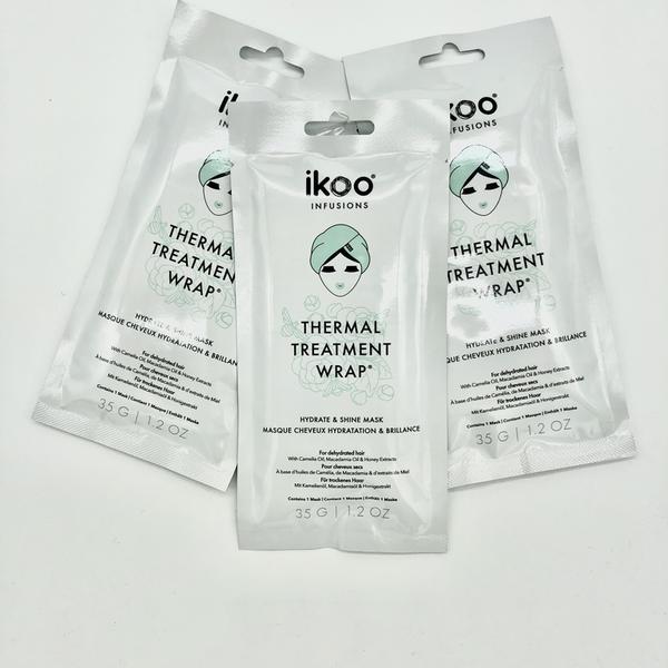 IKOO Ikoo Thermal Treatment Wrap Hydrate and Shine Mask