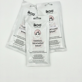 IKOO IKOO THERMAL TREATMENT WRAP COLOR PROTECT AND REPAIR MASK