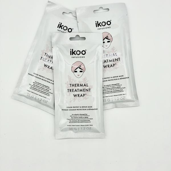 IKOO Ikoo Thermal Treatment Wrap Color Protect and Repair Mask