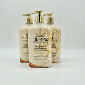 HEMPZ HEMPZ SPUN SUGAR AND VANILLA BEAN