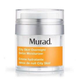 MURAD MURAD CITY SKIN OVERNIGHT DETOX MOISTURIZER