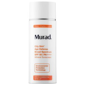 MURAD MURAD CITY SKIN AGE DEFENSE BROAD SPECTRUM SPF 50
