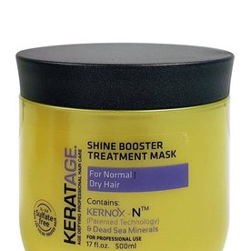 KERATAGE KERATAGE SHINE BOOSTER TREATMENT MASK