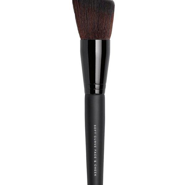 BAREMINERALS Bareminerals Soft Curve face & Cheek Brush
