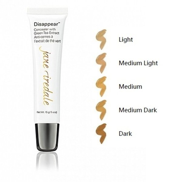 JANE IREDALE Jane Iredale Disappear Concealer Medium Dark