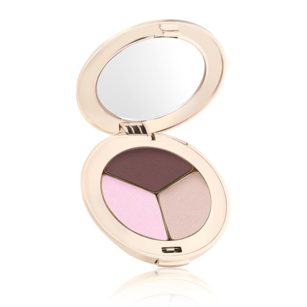 JANE IREDALE Jane Iredale Pressed Eye Shadow Plink Bliss Trio