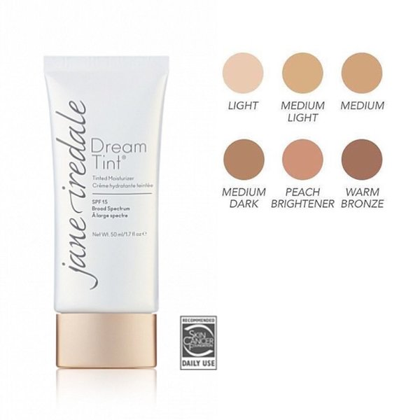 JANE IREDALE Jane Iredale Dream Tint Medium