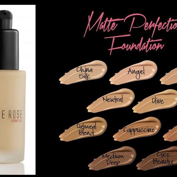 FRANKIE ROSE Frankie Rose Foundation F101 China Silk