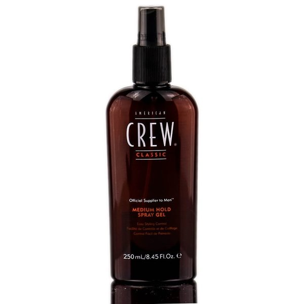 A. CREW American Crew Medium Hold Spray Gel