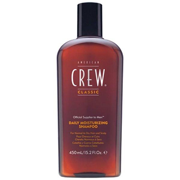 A. CREW American Crew Daily Mosturizing Shampoo
