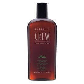 A. CREW AMERICAN CREW 3-IN-1 TEA TREE