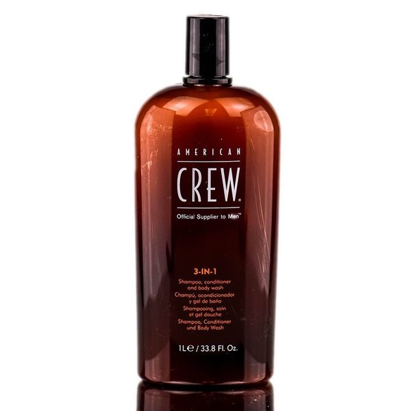 A. CREW American Crew 3-in-1
