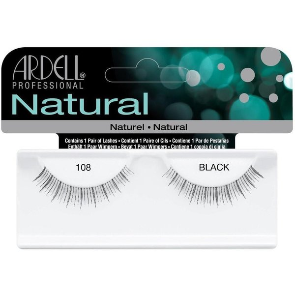 ARDELL Ardell Lashes 108 Black