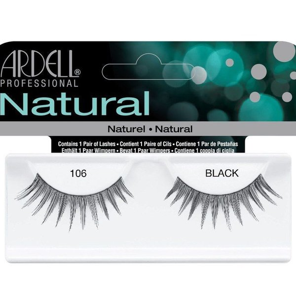 ARDELL Ardell Lashes 106 Black