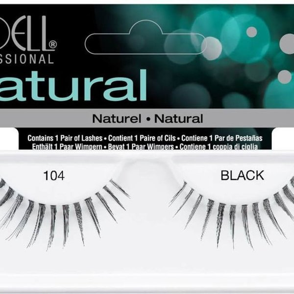 ARDELL Ardell Lashes 104 Black