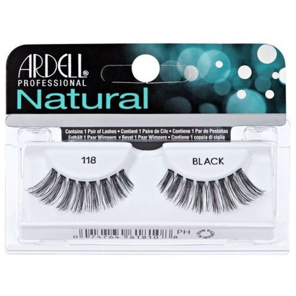 ARDELL Ardell Lashes 118 Black