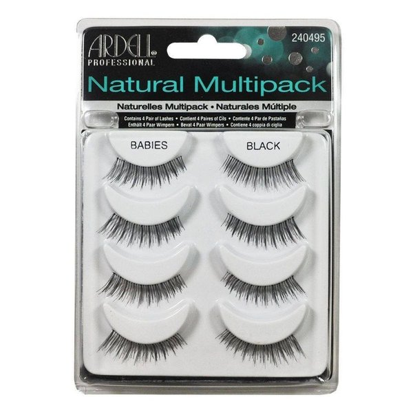 ARDELL Ardell Natural Multipack Babies Black