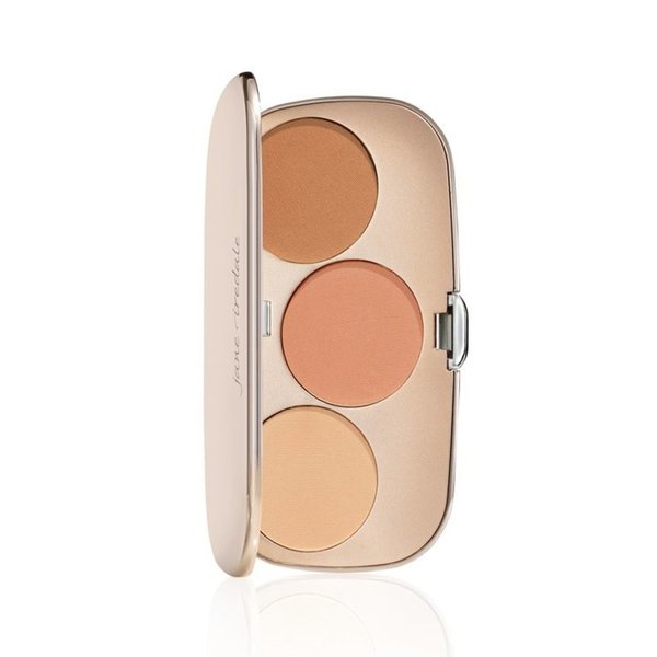 JANE IREDALE Jane Iredale Great Shap Contour Kit- Warm