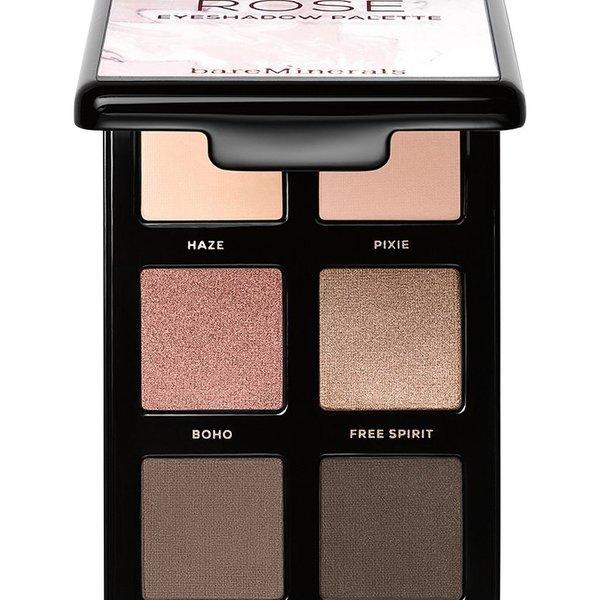 BAREMINERALS Bareminerals Gen Nude Rose Eyeshadow Palette