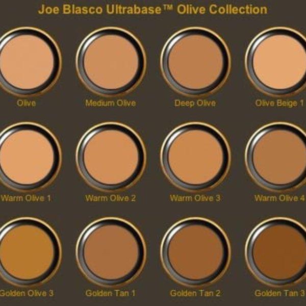 JOE BLASCO Joe Blasco Golden Olive 2
