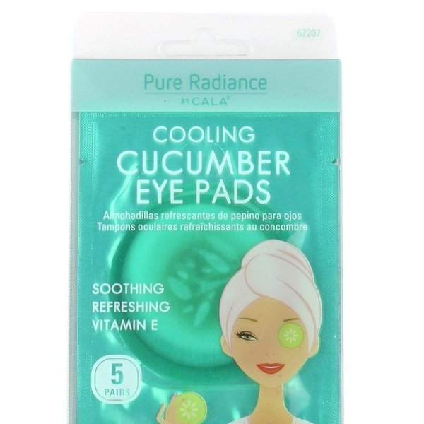 CALA Cala Pure Radiance Cooling Cucumber Eye Pads