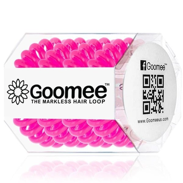 GOOMEE Goomee Panther Pink Hair Loops