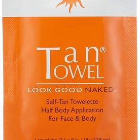 TAN TOWEL TANTOWEL MEDIUM-DARK TOWELETTE