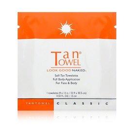 TAN TOWEL TAN TOWEL LIGHT-MEDIUM