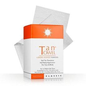 TAN TOWEL TAN TOWEL HALF BODY CLASSIC 10 PK