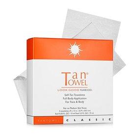 TAN TOWEL TAN TOWEL FULL BODY CLASSIC 5 PK