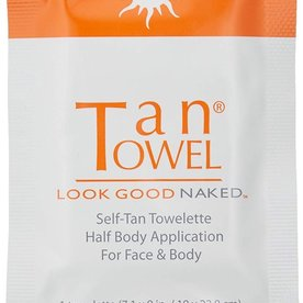 TAN TOWEL TAN TOWELS CLASSIC TOWELLETE