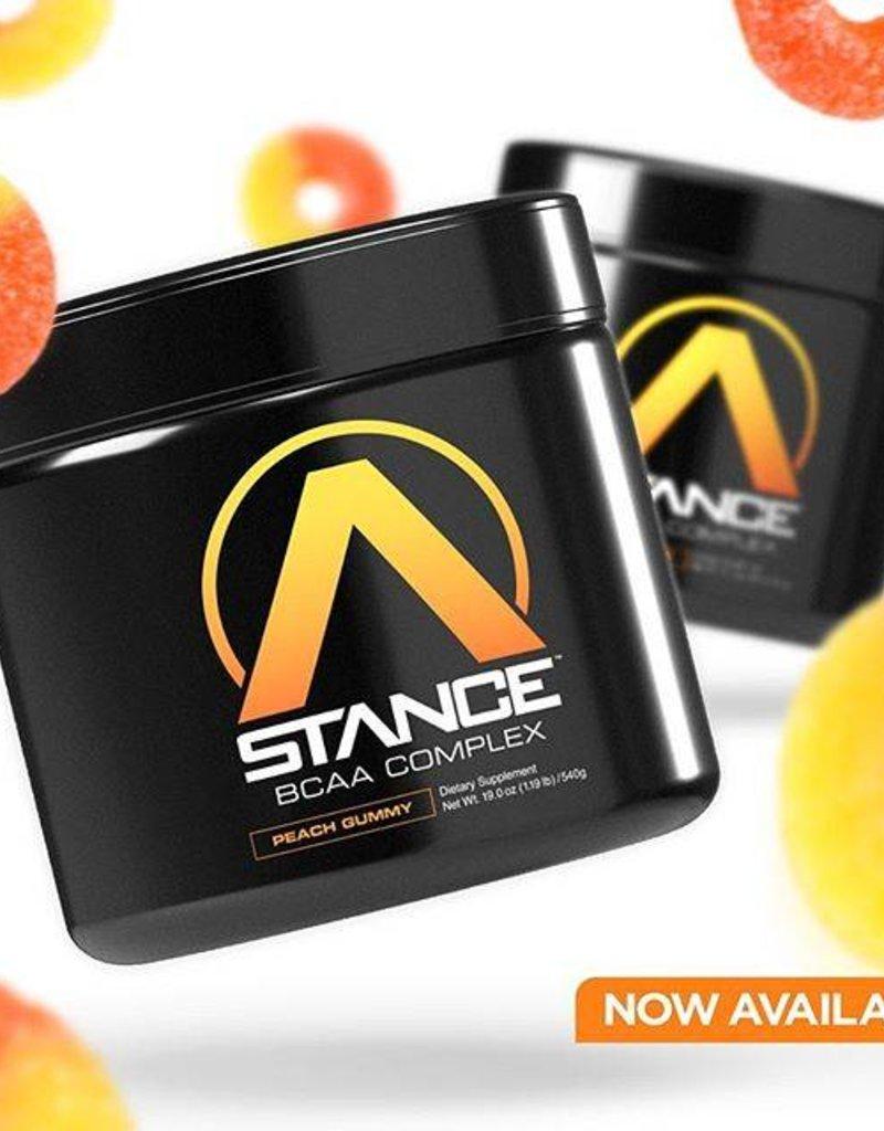 Stance BCAA Peach Gummy 60 serv