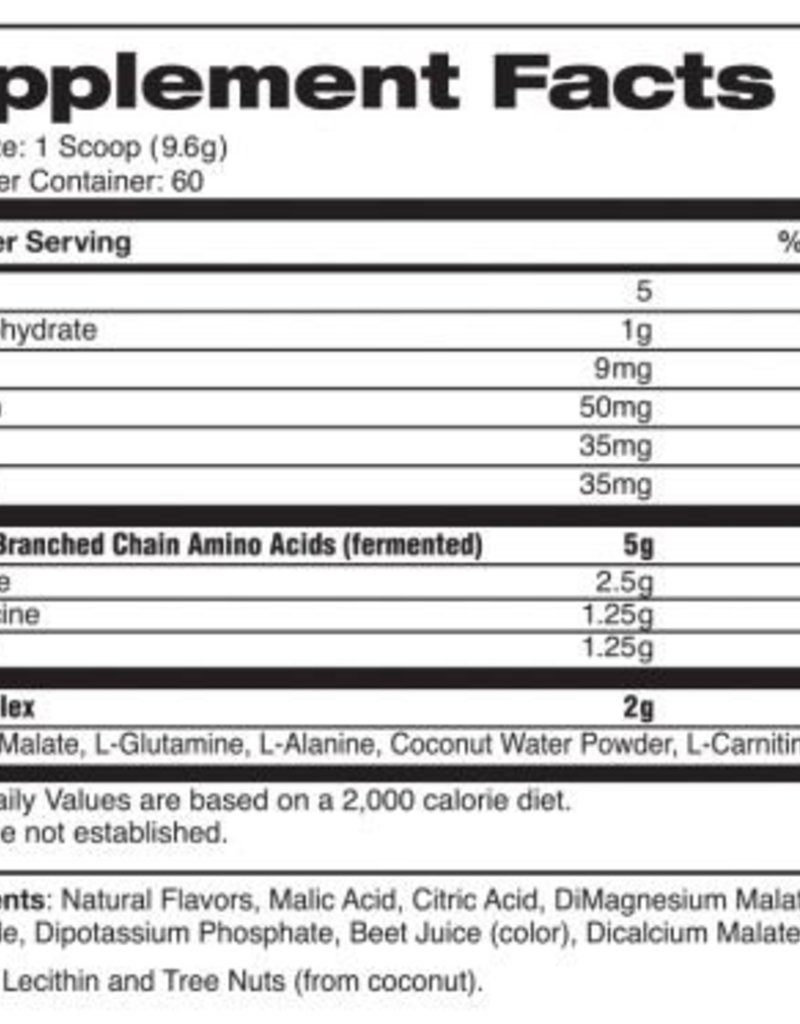 Stance BCAA Pink Lemonade 60 serv