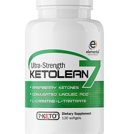 ELEMENTAL HEALTH SCIENCES KETOLEAN 7