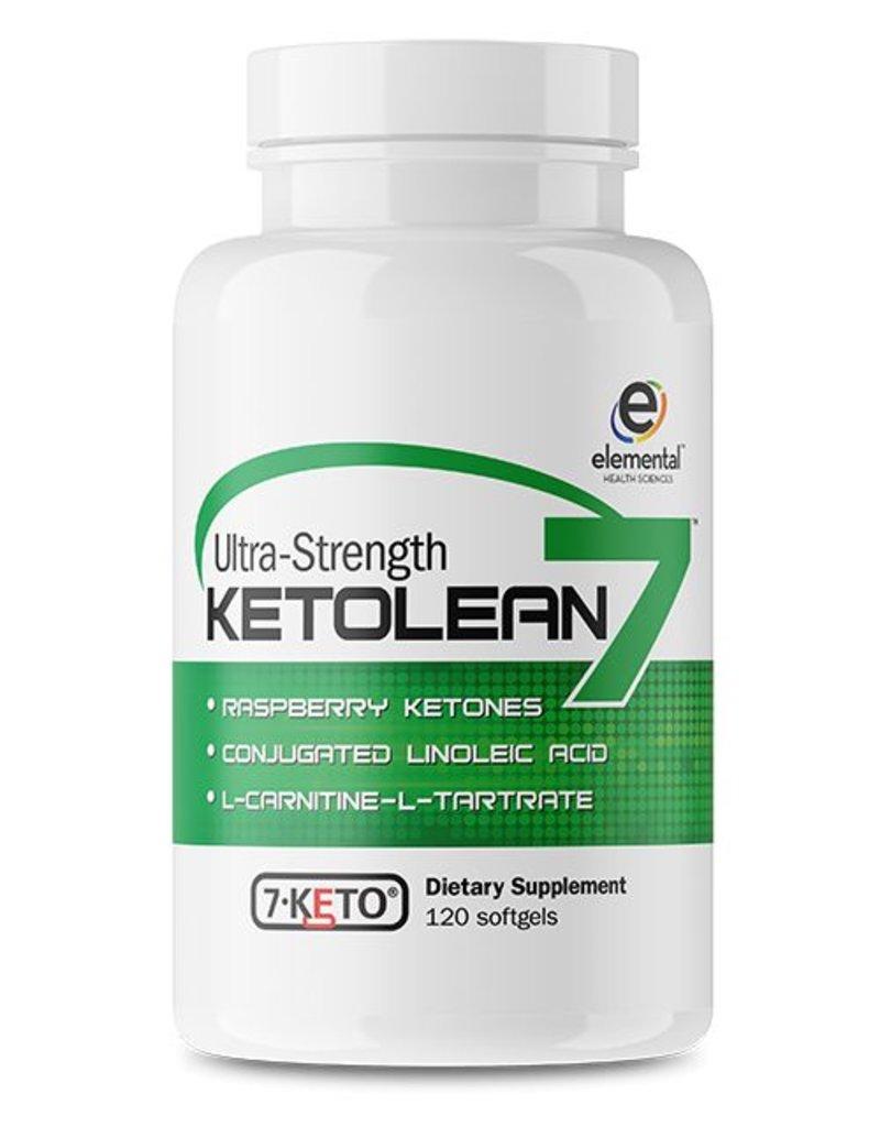ELEMENTAL HEALTH SCIENCES KETOLEAN 7