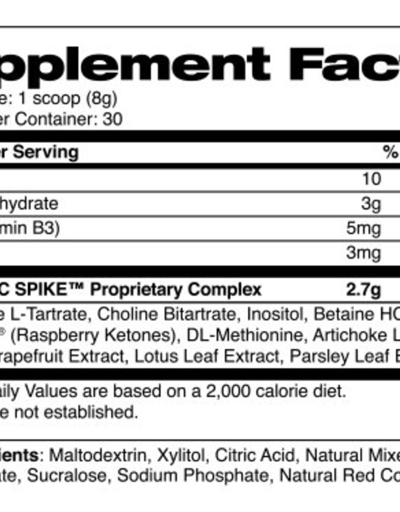 XP2 XP2: Metabolic Spike Orange Ice