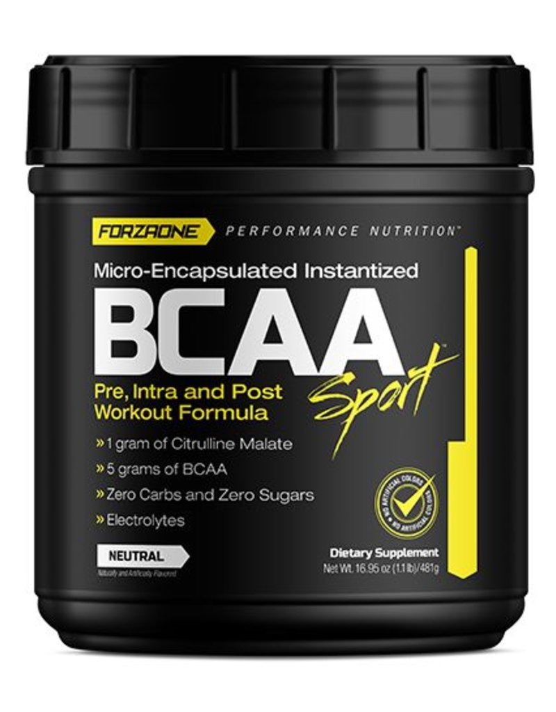 FORZAONE FORZA ONE:  BCAA Sport Natural