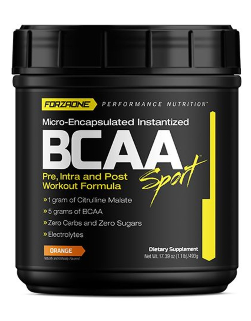 FORZAONE FORZAONE: BCAA Sport Orange
