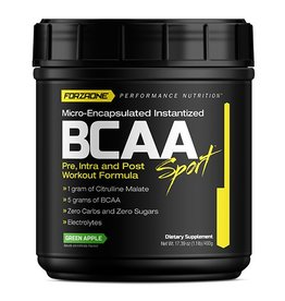 FORZAONE FORZAONE: BCAA Sport Green Apple